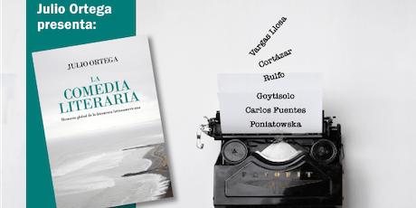 Julio Ortega recorrido por su último libro y diálogo con Silvia Goldman tickets