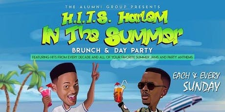 H.I.T.S. (Heat In The Summer) Bottomless Brunch & Day Party tickets