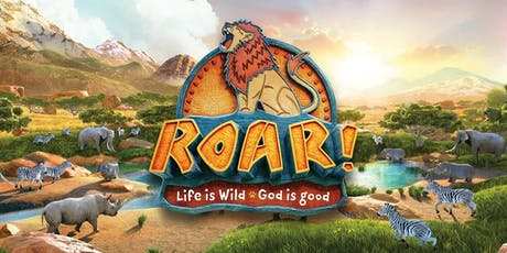 ROAR VBS tickets
