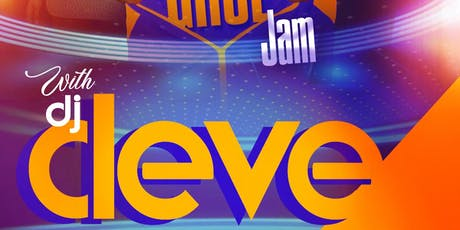 TOS GHOE JAM WITH DJ CLEVE tickets