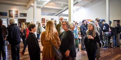"""""""Magical Realism"""" art show CLOSING PARTY!"""