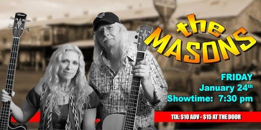 The Masons - 20/20