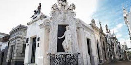 Tour a la gorra Cementerio de La Recoleta  entradas