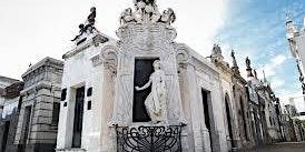 Tour a la gorra Cementerio de La Recoleta