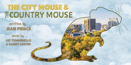 The City Mouse and the Country Mouse - Sensory Friendly tickets