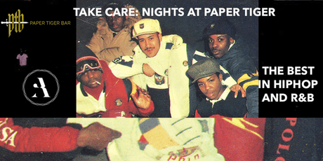Take Care: Nights at Paper Tiger tickets