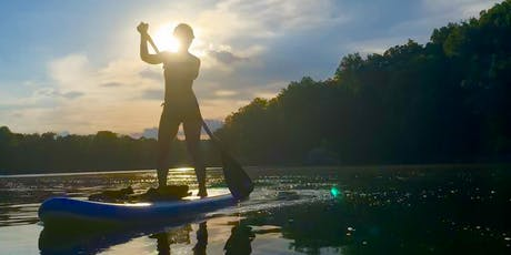 SUP & SUP Yoga Practice & Demo Nights (Free**) tickets