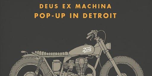 Deus Ex Machina - Pop Up Store