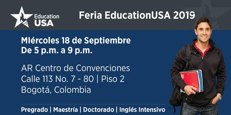 Feria EducationUSA 2019 - Bogotá tickets