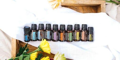 Essential Oils 101 ~ Top 10 Oils