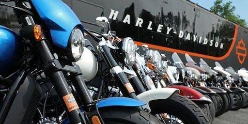 LABOR DAY HARLEY-DAVIDSON DEMO TRUCK WEEKEND!