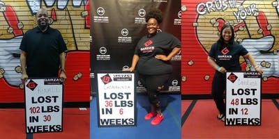 6-Week Fat Loss Challenge November Orientation Oct 20 at Matteson Camp