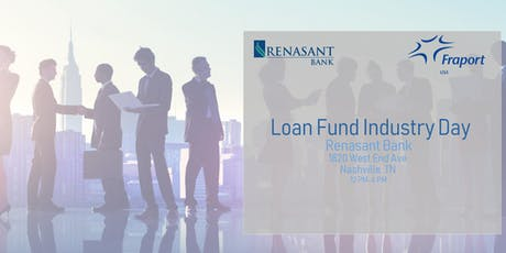 Fraport and Renasant Loan Fund Industry Day tickets