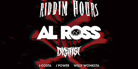 Sequence 09.26: Riddim Hours ft. Al Ross & Friends tickets