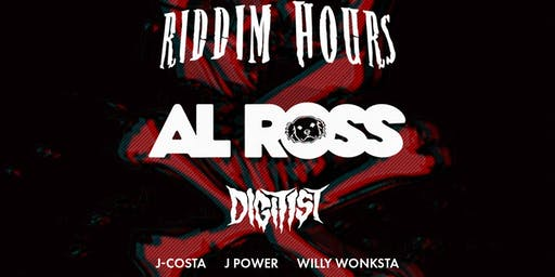 Sequence 09.26: Riddim Hours ft. Al Ross & Friends