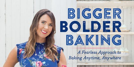 Author Event | Bigger Bolder Baking - A Talk & Demo with Gemma Stafford tickets