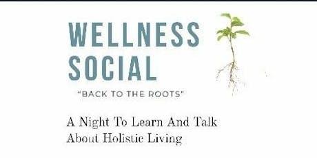 Wellness Social | Meetup tickets