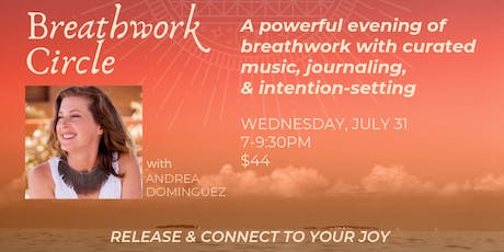Summer Breathwork Circle tickets