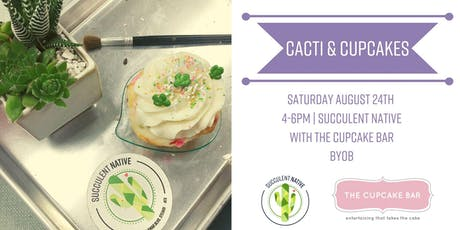 Cupcakes and Cacti tickets