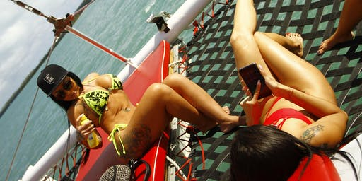 MIAMI BOAT PARTY + OPEN BAR/ UNLIMITED DRINKS #PARTY BUS
