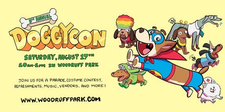 WoodRUFF Bark Presents: Doggy Con tickets