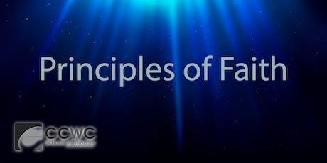 Life Christian University - Principles of Faith tickets