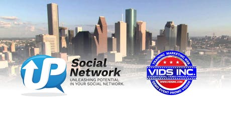 Up Social Network @ Vids Inc tickets