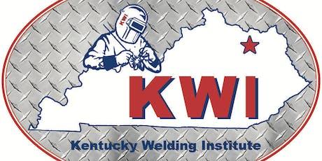 Kentucky Welding Institute Tour tickets