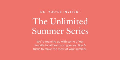 Unlimited Summer Event Series
