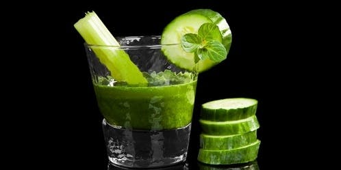 Meet Up: Cucumber Lemonade No.1