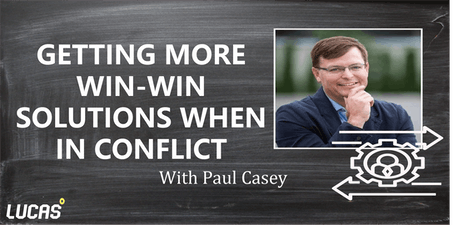 Getting More Win-Win Solutions When in Conflict tickets