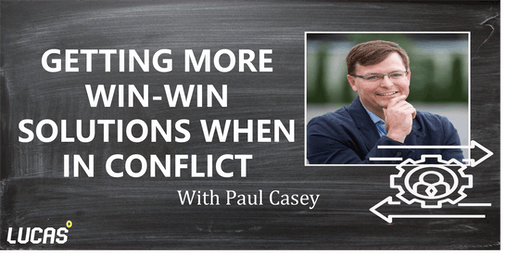 Getting More Win-Win Solutions When in Conflict