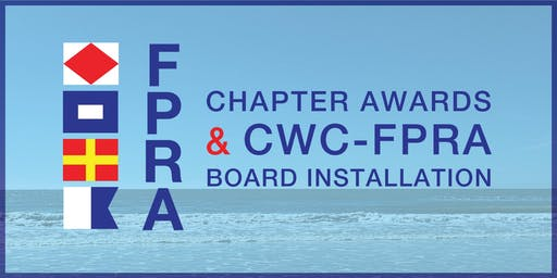 Chapter Awards and CWC-FPRA Board Installation