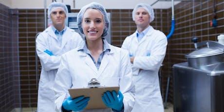 FSPCA PREVENTATIVE CONTROLS FOR HUMAN FOOD WORKSHOP (PCQI) tickets