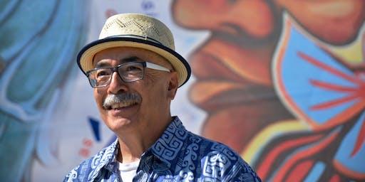 Poetry Reading with Juan Felipe Herrera