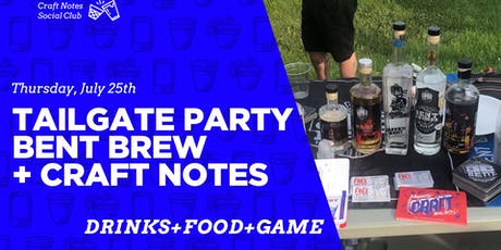 Saints Baseball Brewery Tailgate Party: Craft Notes + Bent Brewstillery tickets