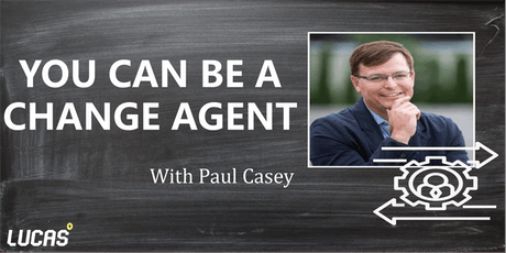 You Can Be a Change-Agent Class tickets