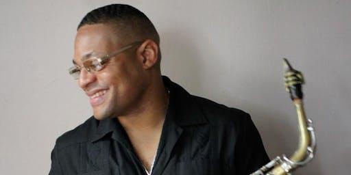 Jazz & Arts Featuring Derrick James & Vickie Martin