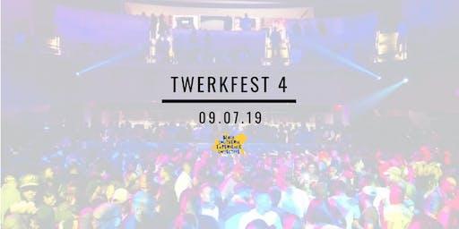 Twerkfest 4 | A #BlackAndSouthern Day Party