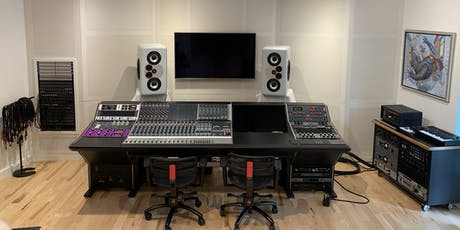 Voice Over Recording and Editing - Full Day Workshop tickets