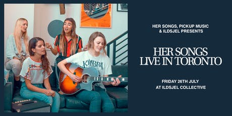 Her Songs - Live in Toronto tickets