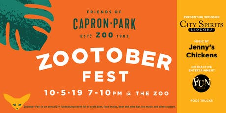 Zootoberfest 2019 tickets