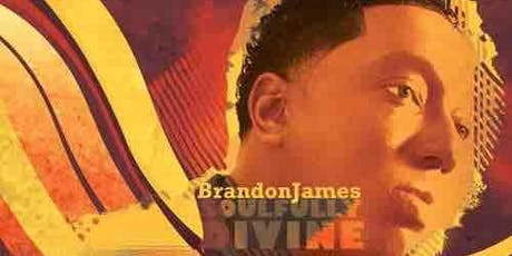 Brandon James tickets