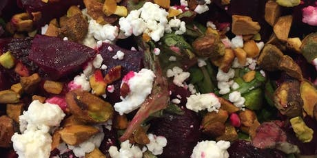 FREE COOKING DEMO: Hearty Beet Salad with Quinoa & Goat Cheese tickets