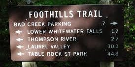 GGHWSC Official Meetup - Foothill Trail