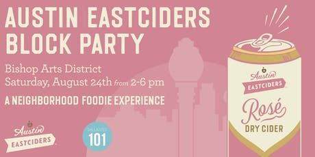 Austin Eastciders Block Party tickets