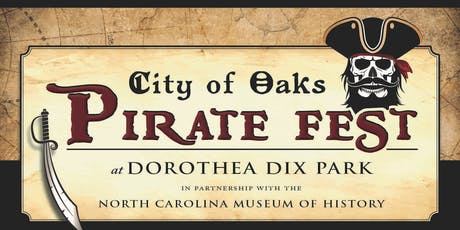 City of Oaks Pirate Fest tickets