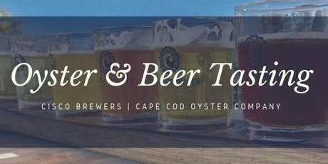 Oyster & Beer Pairing at Dillons  tickets