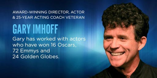 FREE ACTING CLASS WITH OSCAR WINNER'S ACTING COACH