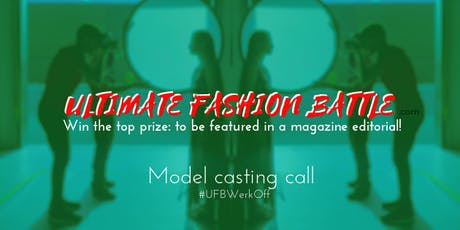 Model Competition - Ultimate Fashion Battle tickets